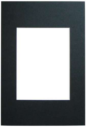 Walther Mounts PA041B Black Frame Size 30 x 40 cm, Picture Size 20 x 30 cm from Walther
