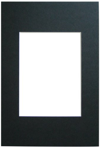 Walther Mounts PA070B Black Frame Size 50 x 70 cm, Picture Size 40 x 50 cm from Walther
