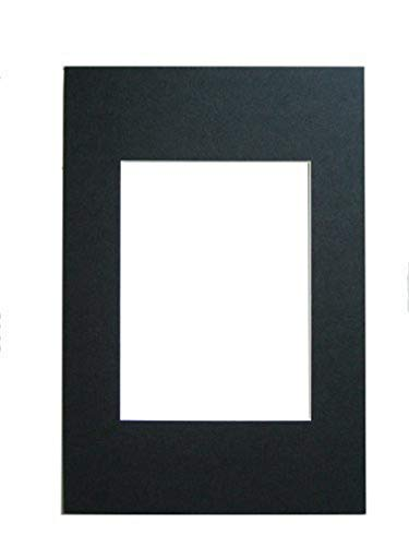 Walther Mounts PA430B Black Frame Size 24 x 30 cm, Picture Size 15 x 20 cm from Walther