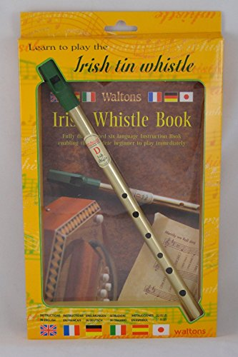 New Irish Tin Whistle Twin Pack (W08-1504) from Waltons