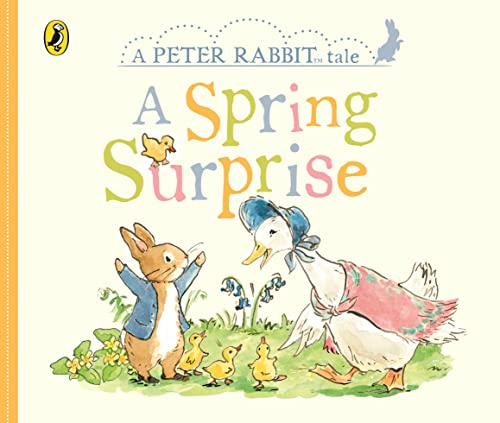 Peter Rabbit Tales - A Spring Surprise from Warne