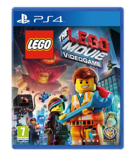 The LEGO Movie Videogame (PS4) from Sony