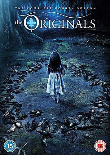 The Originals: The Complete Fourth Season [DVD] [2017] from Whv