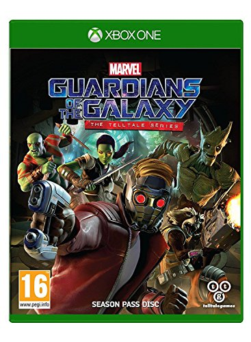 Guardians Of The Galaxy: The Telltale Series (Xbox One) from Warner Bros. Interactive Entertainment
