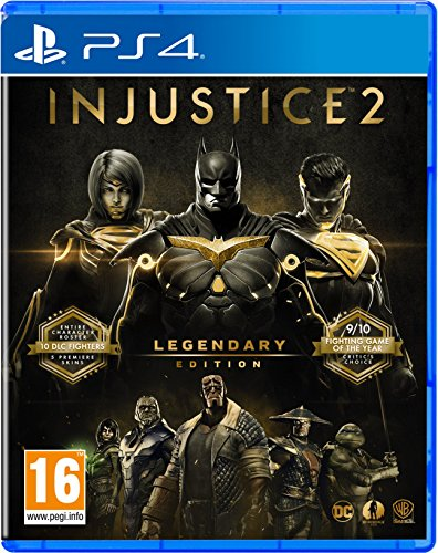 Injustice 2 - Legendary Edition (PS4) from Warner bros. interactive entertainment inc.