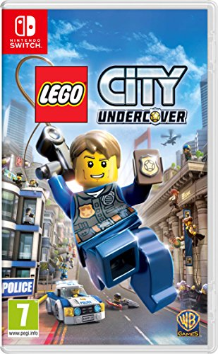 LEGO City Undercover (Nintendo Switch) from Warner Bros. Interactive Entertainment