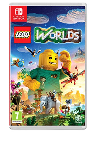 LEGO Worlds (Nintendo Switch) from Warner Bros. Interactive Entertainment