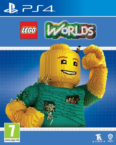 LEGO Worlds (PS4) from Warner Bros. Interactive Entertainment