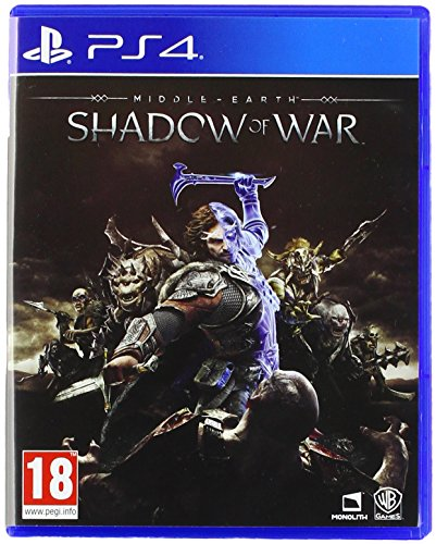 Middle-earth: Shadow of War (PS4) from Warner Bros. Interactive Entertainment