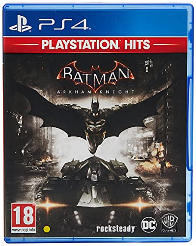 Batman: Arkham Knight (PS4) from Warner bros. interactive entertainment inc.