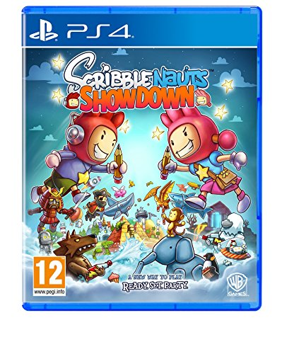 Scribblenauts Showdown (PS4) from Warner Bros. Interactive Entertainment