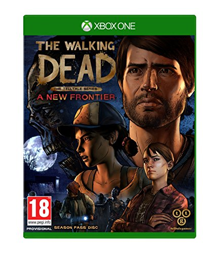 The Walking Dead - Telltale Series: The New Frontier (Xbox One) from Warner Bros. Interactive Entertainment