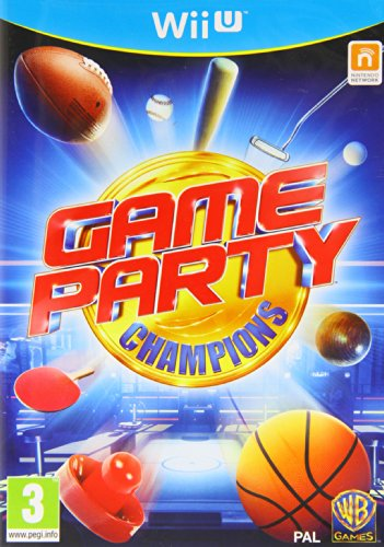 Game Party Champions (Nintendo Wii U) from Warner Bros. Interactive