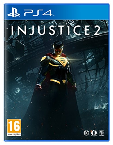 Injustice 2 (PS4) from Warner Bros. Interactive Entertainment