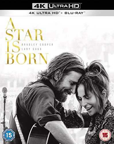 A Star is Born [4K Ultra HD] [2018] [Blu-ray] from Warner Bros