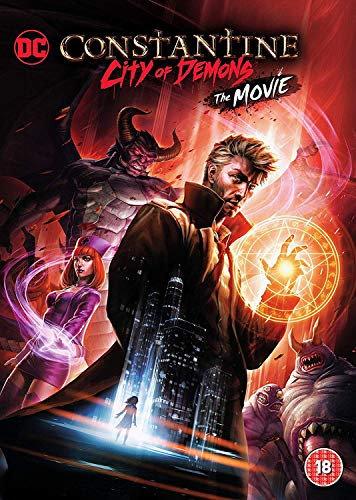 Constantine: City of Demons [DVD] [2018] from Warner Bros
