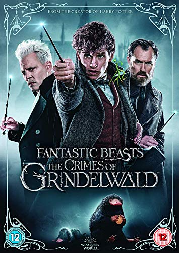 Fantastic Beasts: The Crimes of Grindelwald [DVD] [2018] from Warner Bros