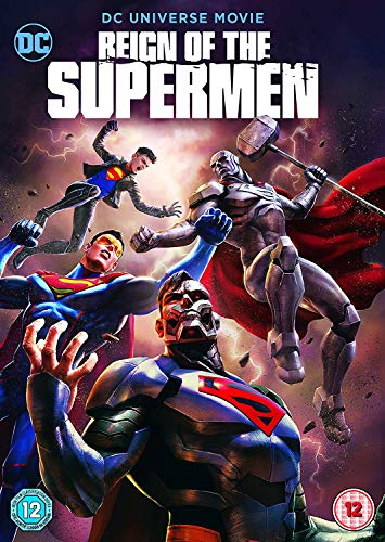Reign Of The Supermen [DVD] [2019] from Warner Bros