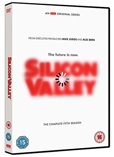 Silicon Valley: Season 5 [DVD] [2018] from Warner Bros