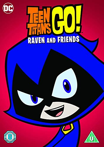 Teen Titans Go! Raven and Friends [DVD] [2018] from Warner Bros