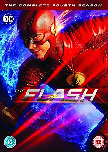 The Flash: Season 4 [DVD] [2017] [2018] from Warner Bros