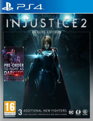 Injustice 2 - Deluxe Edition (PS4) from Warner Bros. Interactive Entertainment