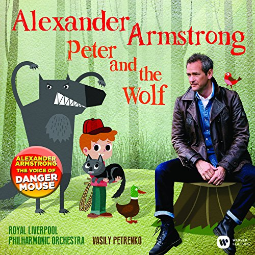 Prokofiev: Peter and the Wolf, Saint-Saëns: Carnival of the Animals; Rawsthorne: Practical Cats from Warner Classics