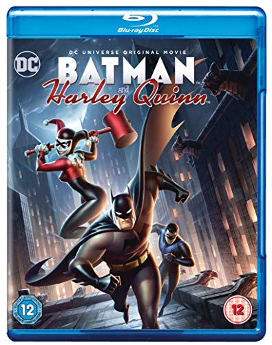 Batman And Harley Quinn [Blu-ray] [2016] from Warner Home Video