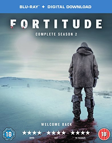 Fortitude: Season 2 [Blu-ray] [2017] from Warner Home Video