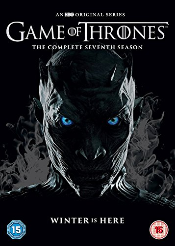 Game of Thrones - Season 7 [DVD + Conquest & Rebellion] [2017] from Warner Home Video