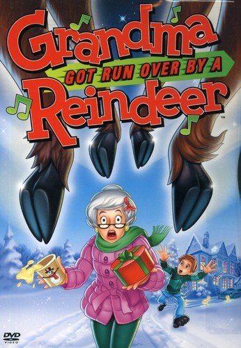 Grandma Got Run Over By a Reindeer [DVD] [2000] [Region 1] [US Import] [NTSC] from Warner Home Video