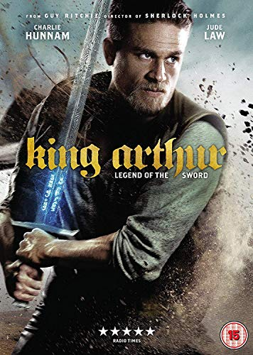 King Arthur: Legend of the Sword [DVD + Digital Download] [2017] from Decrum