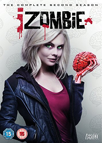 iZombie: Season 2 [DVD] [2016] [2017] from Warner Home Video