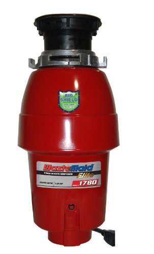 Waste Maid Elite 1780 - 'Mid-Duty' Food Waste Disposer from Waste Maid