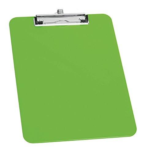 Wedo 576611 A4 Clipboard with Pen Holder - Green from Wedo