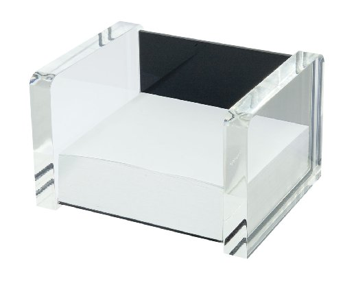 Wedo Exklusiv Acrylic Memo Box - Transparent from Wedo