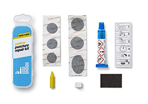 Weldtite Cure-C-Cure Puncture Repair Kit - Black from Weldtite