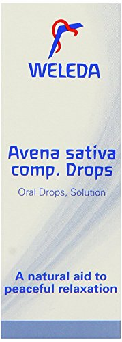 Weleda Avena Sativa Comp Drops 25ml X 2 (Pack of 2) from Weleda