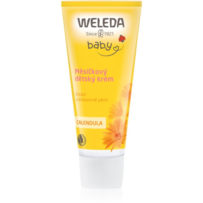 Weleda Baby and Child Baby Protective Cream for Body and Face Calendula 75 ml from Weleda