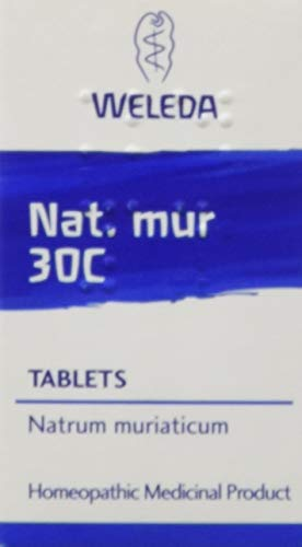 Weleda Nat Mur 30c 125 Tablets from Weleda