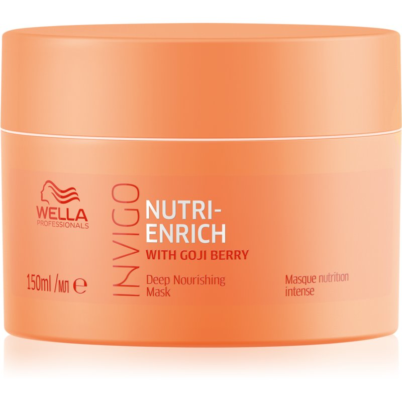Wella Professionals Invigo Nutri-Enrich Deep Nourishing Mask for Hair 150 ml from Wella Professionals