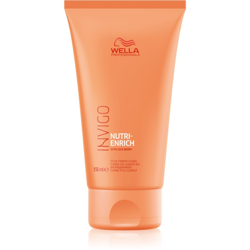 Wella Professionals Invigo Nutri - Enrich Leave-in Cream for Smoothing and Nourishing Dry and Unruly Hair 150 ml from Wella Professionals