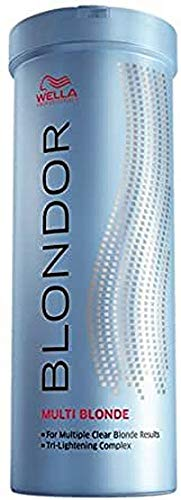 Blondor Multi Blonde Lightening Powder from WELLA
