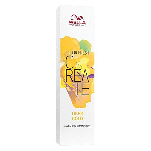 Wella Color Fresh Create - Uber Gold from WELLA
