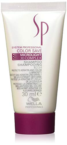 Wella System Professional Colour Save Shampoo, 0.08 kg from WELLA