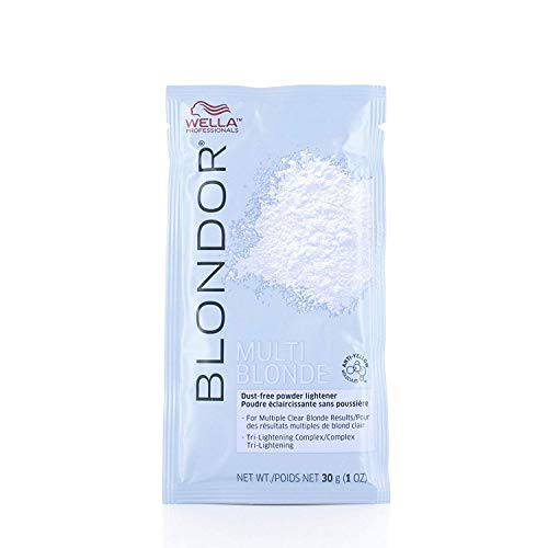 Wella Blondor Lightening Powder, 30ml from WELLA