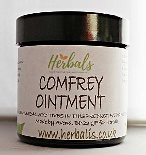 Comfrey Powerful Natural Comfrey Plants Ointment Deep Penetration Arthritic Relief 120ml from Wellmadefairtrade