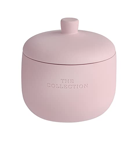 Wenko The Collection Storage Can, Polyresin, Pink, 11 x 11 x 11 cm from Wenko
