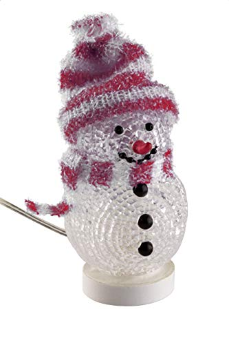 Wentronic LED USB Snowman Red from Wentronic