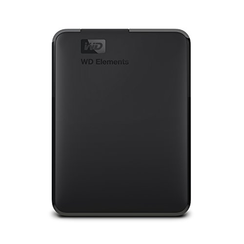 WD 2 TB Elements Portable External Hard Drive - USB 3.0 from WD